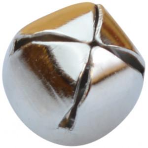 Bjelle 10 mm Sølv - 1 stk