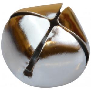 Bjelle 20 mm Sølv - 1 stk