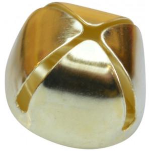 Bjelle 20 mm Gull - 1 stk