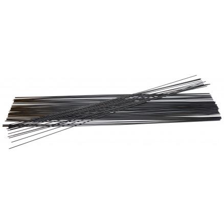 aec6c779 Trådstenger / Elefanttråd / Metalltråd / Blomstertråd 1,4 mm 50 cm 80 stk.