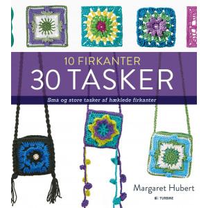 Bilde av 10 Firkanter 30 Tasker - Bok Av Margaret Hubert