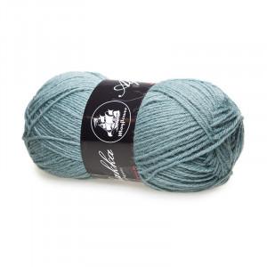 Mayflower Alpakka Garn Unicolor 13 Gråblå