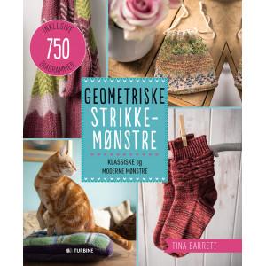 Geometriske strikkemønstre - Bok av Tina Barrett