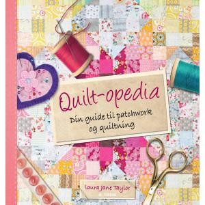 Quilt-opedia - Bok av Laura Jane Taylor