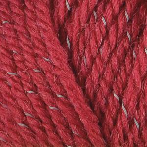 Järbo Reflex Garn Unicolor 34107 Oxford Rød