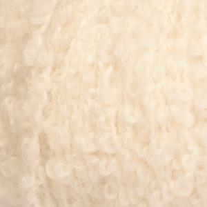 Drops Alpaca Bouclé Garn Unicolor 0100 Natur