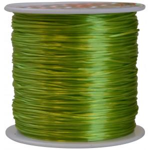 Strikksnor Grønn 0,8 mm 10 m