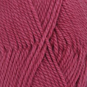 Drops Nepal Garn Unicolor 8910 Bringebær Rose