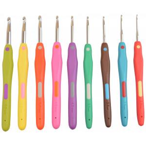 Infinity Hearts Rainbow 2 Heklenålsett 13,5cm 2-6mm 9 størrelser