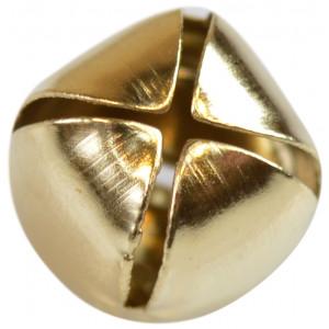 Bjelle 12 mm Gull - 1 stk