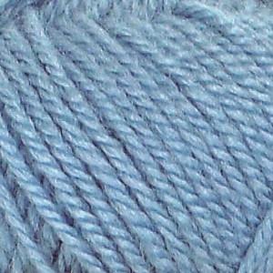Järbo Fuga Garn Unicolor 60119 Himmelblå