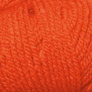 Järbo Lady Garn Unicolor 44921 Neon Oransje