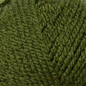 Järbo Lady Garn Unicolor 44938 Armygrønn