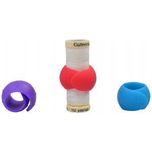 Trådholder til Sytråd Ass. farger - 3 stk