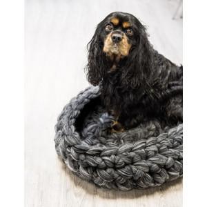 Mayflower Heklet Hundekurv - Hekleoppskrift