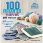 100 firkanter vævet på sømvæv - Bok av Florencia Campos Correa