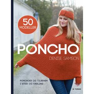 Poncho - Bok av Denise Samson