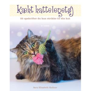 Kækt Kattelegetøj - Bok av Sara Elizabeth Kellner