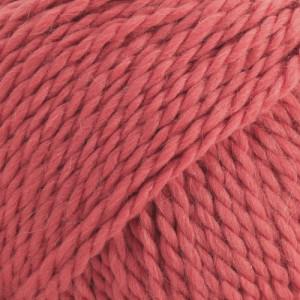 Drops Andes Garn Unicolor 3740 Korall
