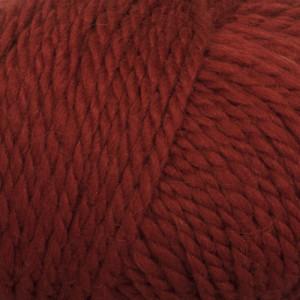 Drops Andes Garn Unicolor 3946 Rød
