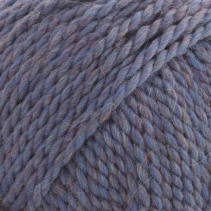 Drops Andes Garn Mix 6343 Blå Skumring