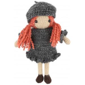 Go handmade Heklekit Dukken Izabela 20 cm