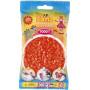 Hama Midi Perler 207-04 Oransje - 1000 stk
