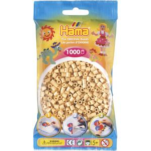 Hama Midi Perler 207-27 Beige - 1000 stk