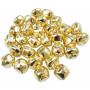 Infinity Hearts Bjeller / Rasleklokker Gull 25 mm - 30 stk
