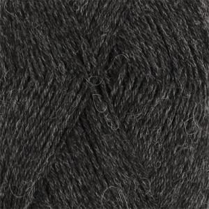 Drops Nord Garn Mix 06 Mørkegrå