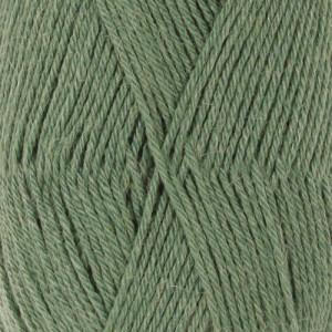 Drops Nord Garn Unicolor 19 Skogsgrønn
