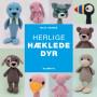 Herlige heklede dyr - Bok av Maja Hansen