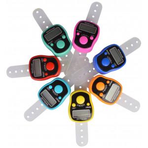 Infinity Hearts Digital omgangsteller / pinneteller med lys Ass. farger - 1 stk