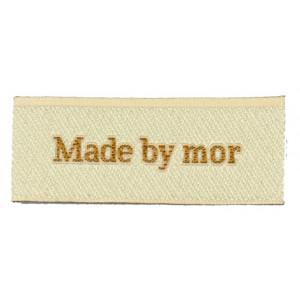 Label Made by Mor Sandfarget