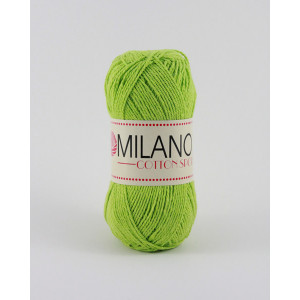 Milano Cotton Sport Garn Unicolor 14 Lime