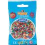 Hama Mini Perler 501-00 Mix 00 - 2000 stk