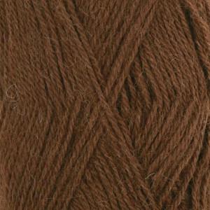 Drops Alpaca Garn Unicolor 403 Mellombrun