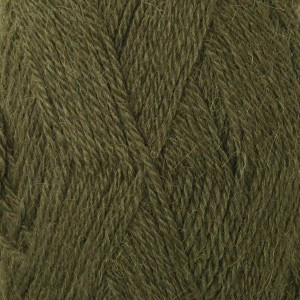Drops Alpaca Garn Unicolor 7895 Loden