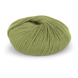 Du Store Alpakka Sterk Garn 856 Grønn Oliven