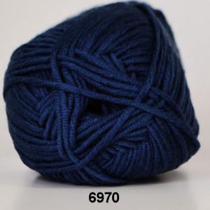 Hjertegarn Roma 6970 Mørkeblå