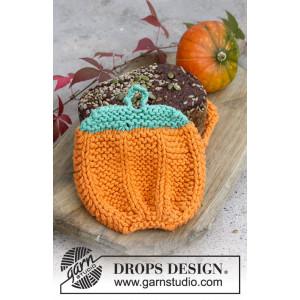 Sweet heart by DROPS Design - Julehjerte Julepynt Strikkekit 5 cm