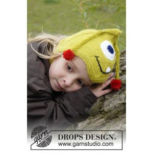 Sweet Pumpkin by DROPS Design - Hue Strikkekit str. 0/6 mdr - 7/8 år