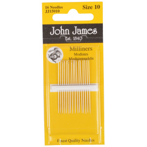 John James Modistnåle Str. 10 - 16 stk