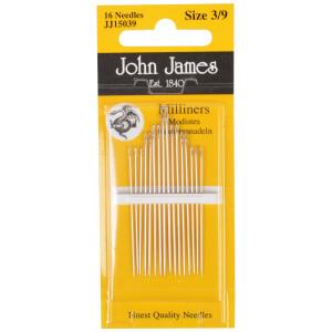 John James Modistnåle Str. 3/9 - 16 stk