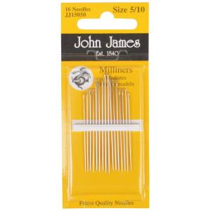 John James Modistnåle Str. 5/10 - 16 stk