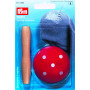 Prym Stoppe Egg i Tre 55 mm i diameter