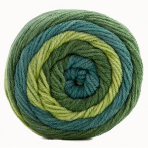 Himalaya Sweet Roll Garn Print 08 Mint Swirl