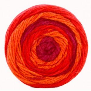 Himalaya Sweet Roll Garn Print 09 Wild Cherry Swirl
