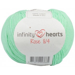 Infinity Hearts Rose 8/4 Garn Unicolor 140 Mintgrønn