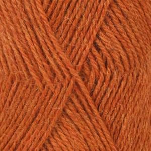 Drops Alpaca Garn Mix 2925 Orange Meleret